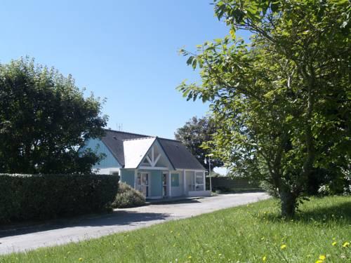 Les Pentys de Mezou Pors : Guest accommodation near Porspoder