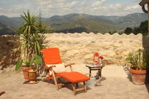 Coeur Des Monts d Ardèche : Guest accommodation near Chirols