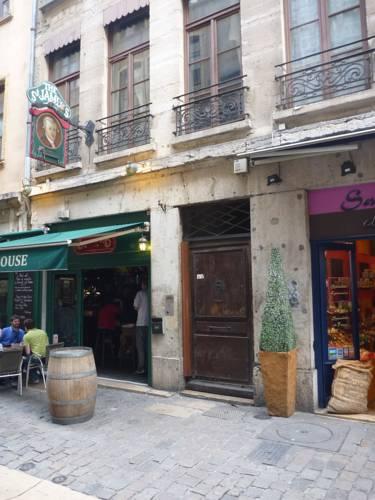 Le Petit Saint Jean : Apartment near Lyon 5e Arrondissement