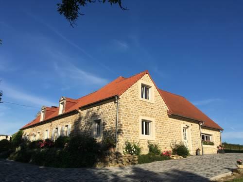 La bergerie : Guest accommodation near Conteville-lès-Boulogne