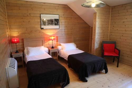 Domaine De La Gardille : Guest accommodation near Saint-Laurent-les-Bains