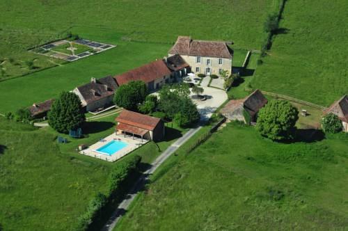 Rigal Manoir : Guest accommodation near Baneuil