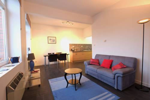Spacieux Appartement 3 Chambres 24H/24H Access : Apartment near Bondues