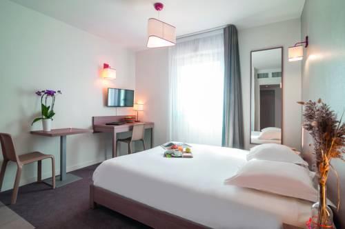 Appart'City Perpignan Centre Gare : Guest accommodation near Perpignan