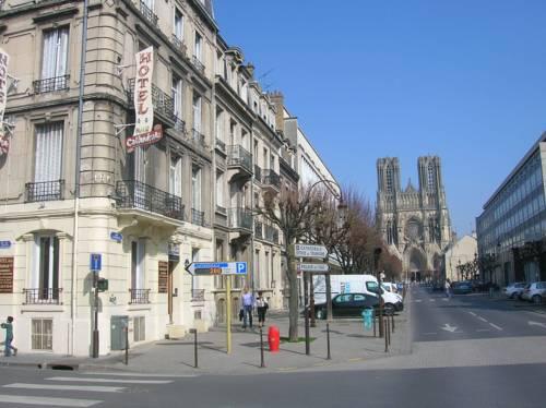 Hôtel De La Cathédrale : Hotel near Reims