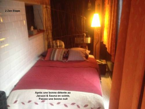 B&B 2 Zen Etape : Bed and Breakfast near Lassy