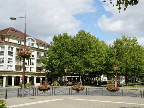 L Escale Parisienne De Valerie : Apartment near Ferrières-en-Brie