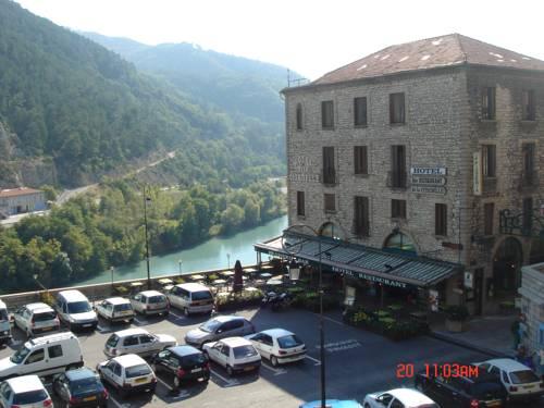 Hôtel de la Citadelle : Hotel near Entrepierres