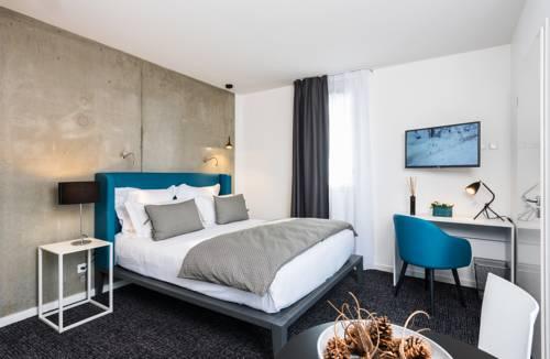 Ténéo Apparthotel Talence Espeleta : Hotel near Pessac