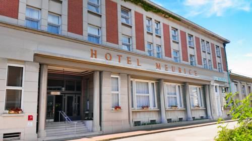 Hotel Meurice : Hotel near Coquelles