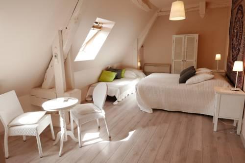 Chambres d'Hôtes de la Bigauderie : Bed and Breakfast near Saint-Martin-le-Beau