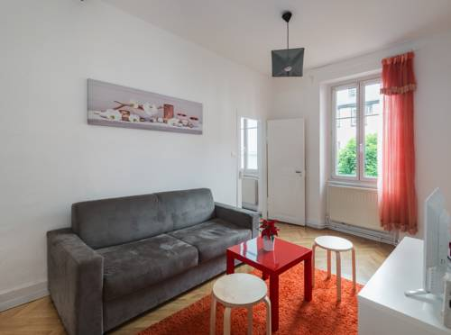 Charmant Apartment City Center : Apartment near Strasbourg
