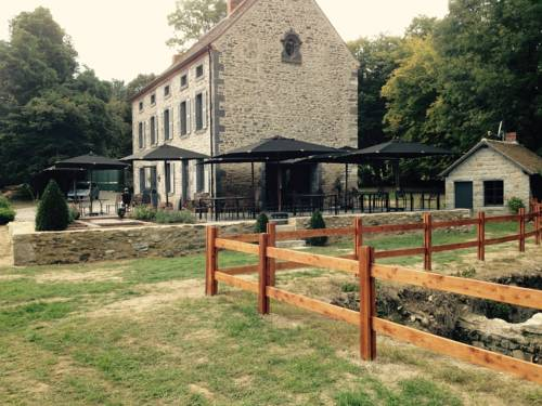 Le Moulin de Saint Gal : Bed and Breakfast near Vicq