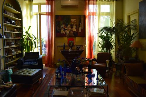 Chambres d'hôtes Le Regent : Bed and Breakfast near Hyères
