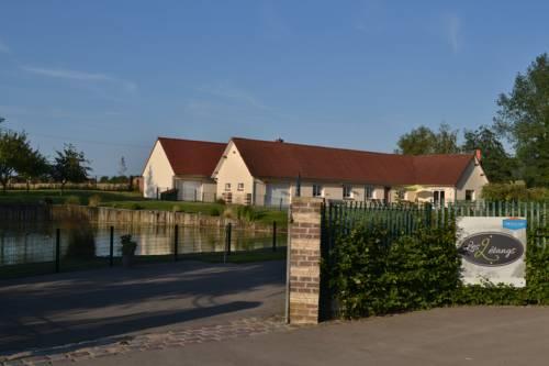 Gîte Les 2 Étangs : Guest accommodation near Halinghen