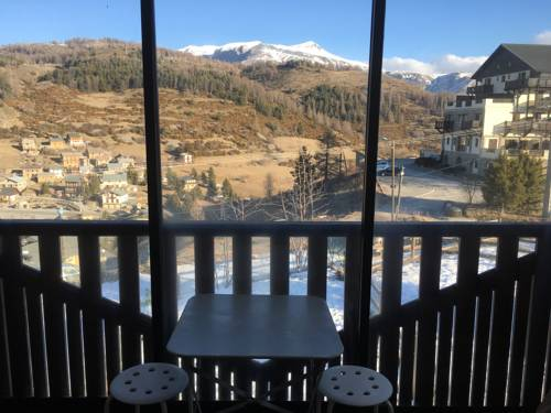 Les Chamois : Apartment near Beuil