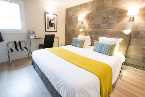 Comfort Hotel - Cergy-Pontoise : Hotel near Pierrelaye