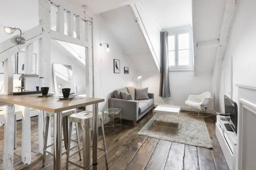 Trinité : Apartment near Rennes