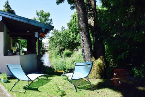Maison le Ginkgo : Bed and Breakfast near Bourg-sous-Châtelet
