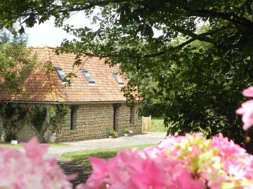 gite de la Nagez : Guest accommodation near Leubringhen