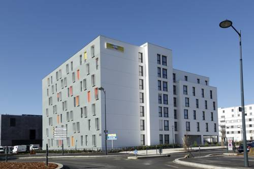 Appart'City Rennes Beauregard : Guest accommodation near Saint-Grégoire