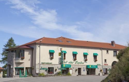 hotel des Sapins : Hotel near Borne