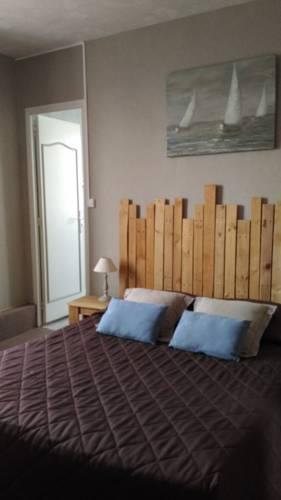 Hotel Restaurant De La Plage : Hotel near Ambleteuse