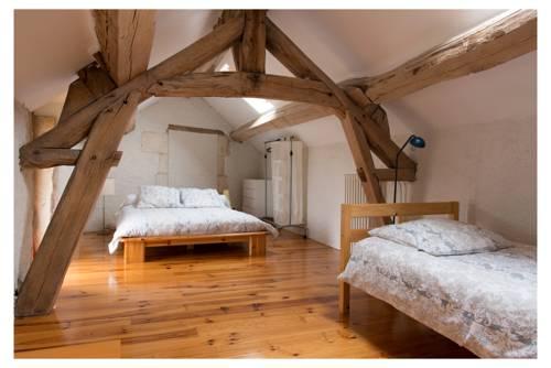 Domaine de la Grange aux Dîmes : Guest accommodation near Chasnay