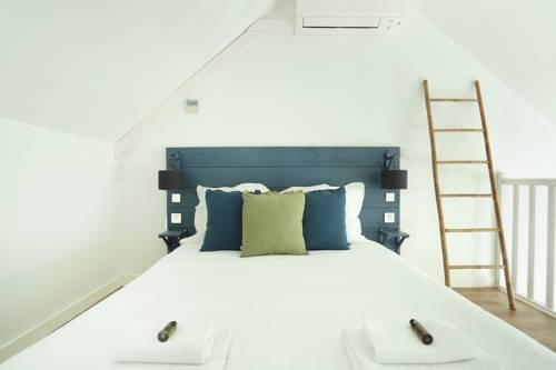 Residence Les Lilas Paris : Apartment near Les Lilas