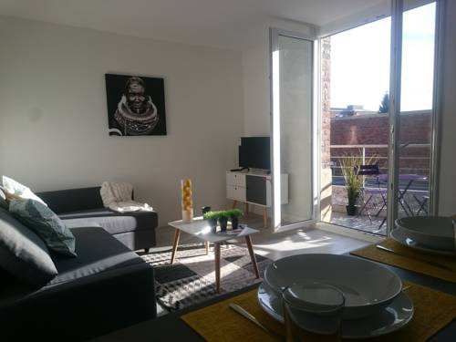 Home Appart : Apartment near Frelinghien