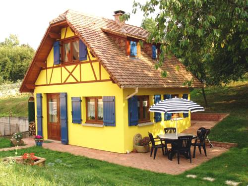 Gite en Alsace : Guest accommodation near Ergersheim