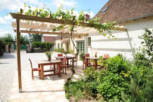 Chambres et Table d'hôtes Cerviña : Guest accommodation near Vienne-en-Val