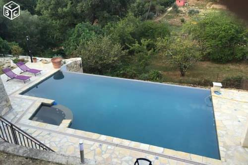Appartement Le Rouret with Private Pool : Apartment near Opio