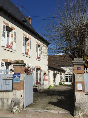 Le Clos Tilia : Bed and Breakfast near Mareau-aux-Prés