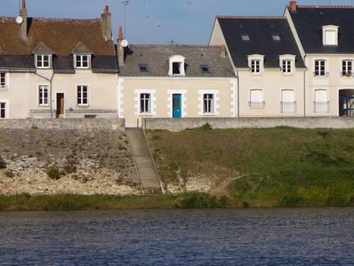 La Porte Bleue : Apartment near Pocé-sur-Cisse