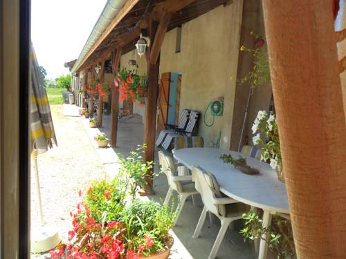 Aux Cadollines : Bed and Breakfast near Saint-Nizier-le-Bouchoux