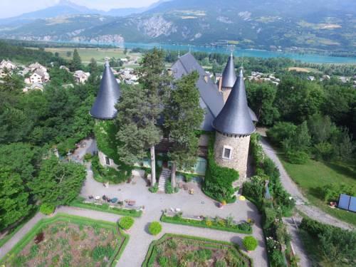 Chateau De Picomtal : Hotel near Saint-Vincent-les-Forts