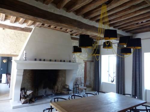 Ferme du Château : Guest accommodation near Coulonges-Cohan