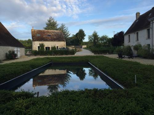Le Haras de Fontaine : Guest accommodation near Avoine