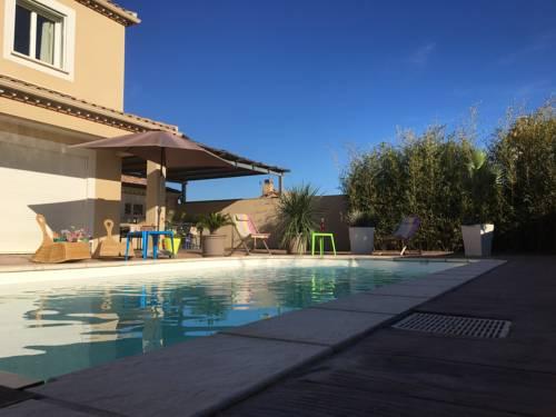 La Villa Du Soleil : Guest accommodation near Valros