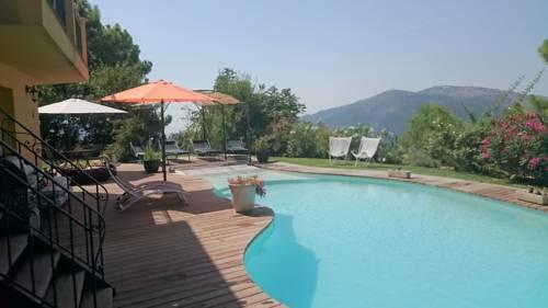 Alcagalu : Guest accommodation near Châteauneuf-Villevieille