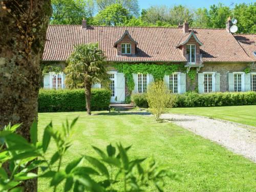 La Bernardière : Guest accommodation near Doudeauville