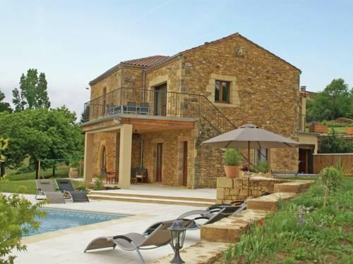 Maison De Vacances - Mazeyrolles 1 : Guest accommodation near Salles-de-Belvès