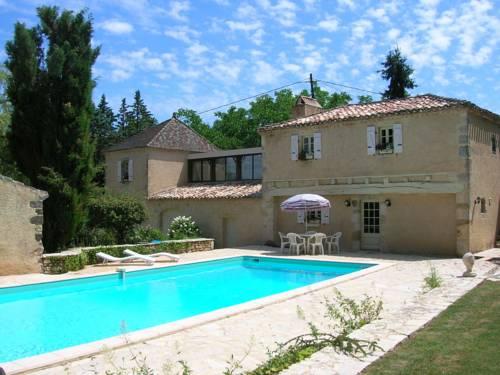Maison De Vacances - Mazeyrolles 2 : Guest accommodation near Salles-de-Belvès