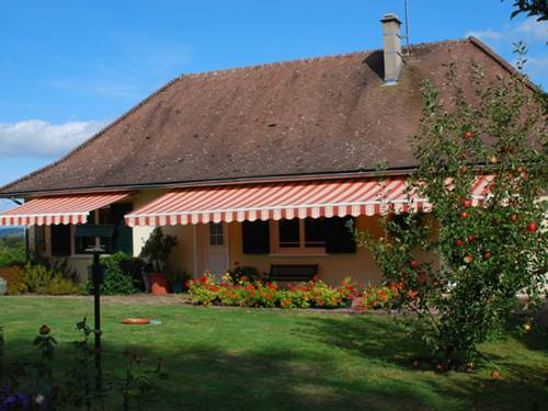 Balcon de Pannecière : Guest accommodation near Blismes