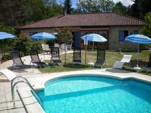 La Lisiere : Guest accommodation near Auriac-du-Périgord