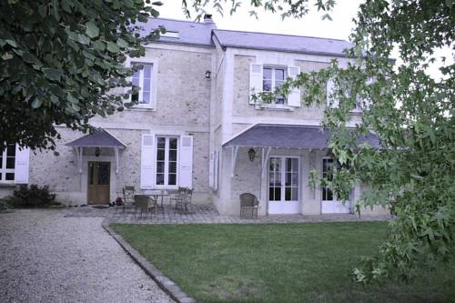 Maison piscine interieure : Guest accommodation near Rochefort-en-Yvelines