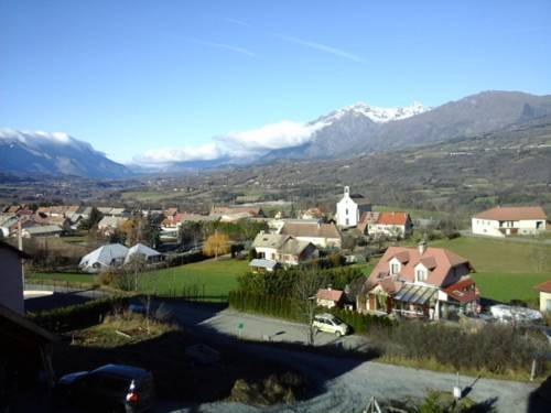La Collinette : Apartment near Saint-Julien-en-Champsaur