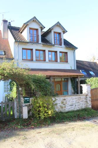 La Grange : Guest accommodation near Saint-Forget