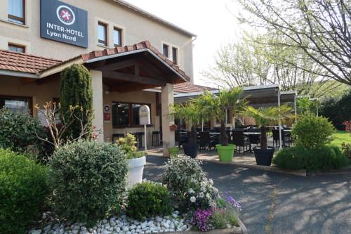 Inter-Hotel Lyon Nord : Hotel near Saint-Jean-de-Thurigneux